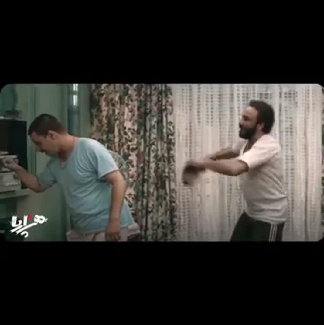 رقص رضا عطاران در هزارپا