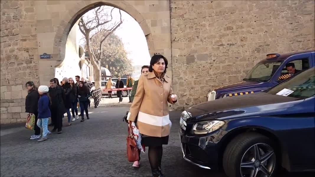 باکو  جشنواره سنتی - نووروز