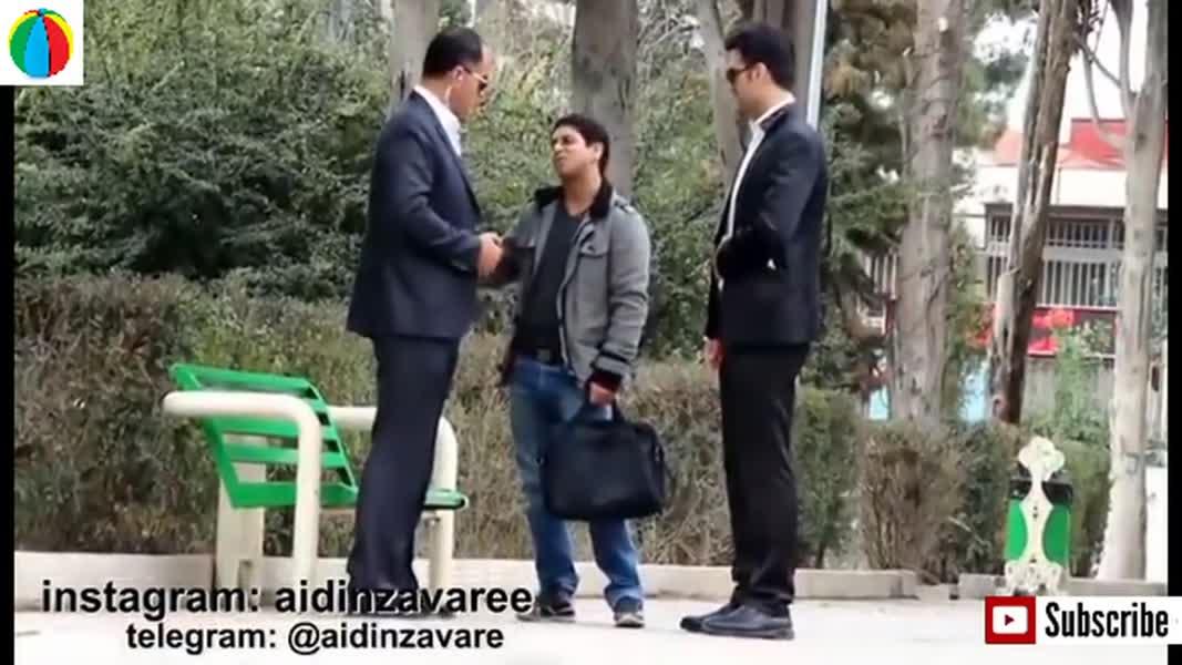 دوربین مخفی های ایرانی فوق الاده خنده دار!