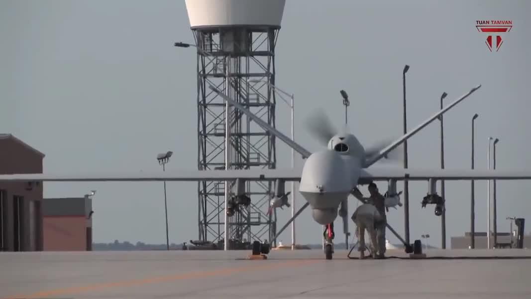 ترسناک ترین هواپیمای بدون سرنشین در جهان