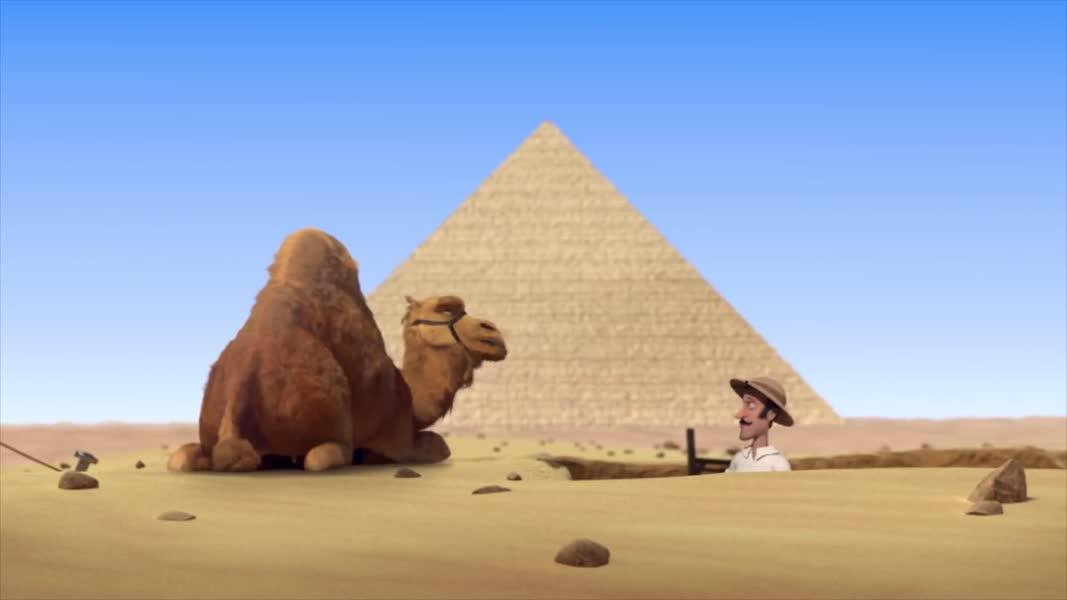اهرام مصر - انیمیشن کوتاه خنده دار (HD)