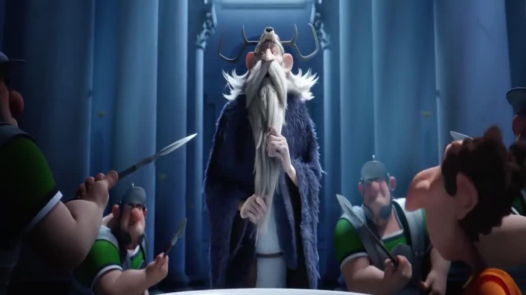 انیمیشن آستریکس و راز معجون جادویی دوبله فارسی