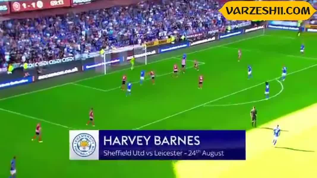 بهترین گل های آگوست 2019 لیگ انگلیس