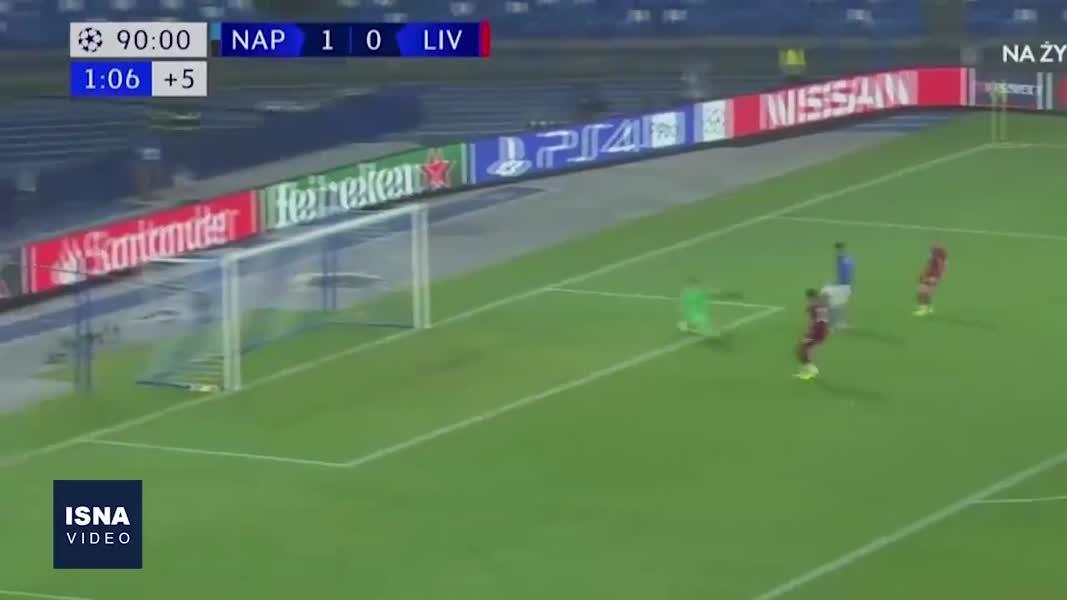 لحظات زیبای گل از هفته اول لیگ قهرمانان اروپا
