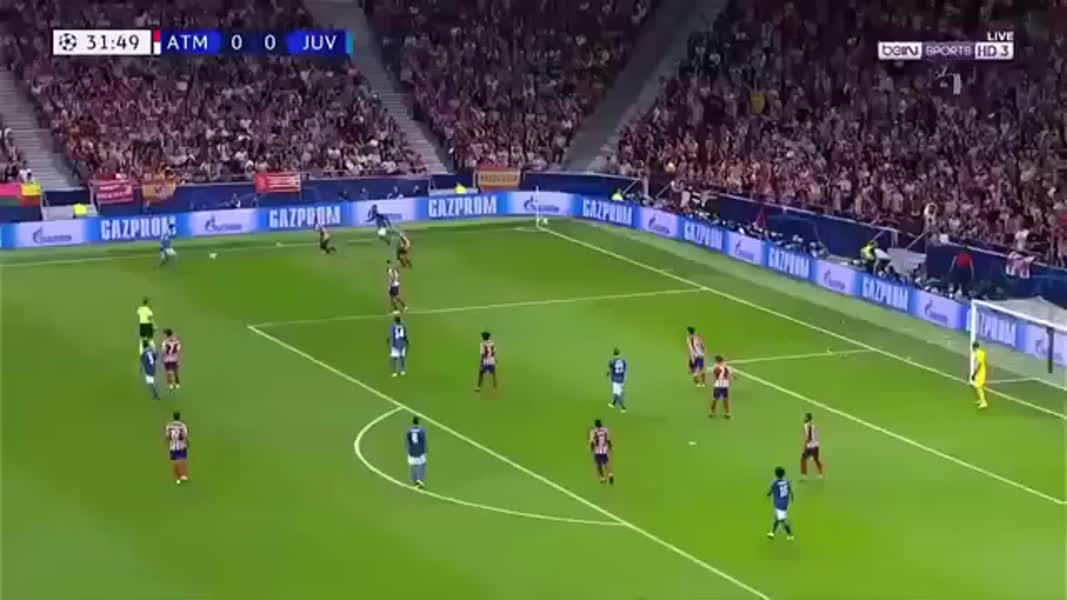 خلاصه بازی اتلتیکو مادرید و یوونتوس 2 - 2