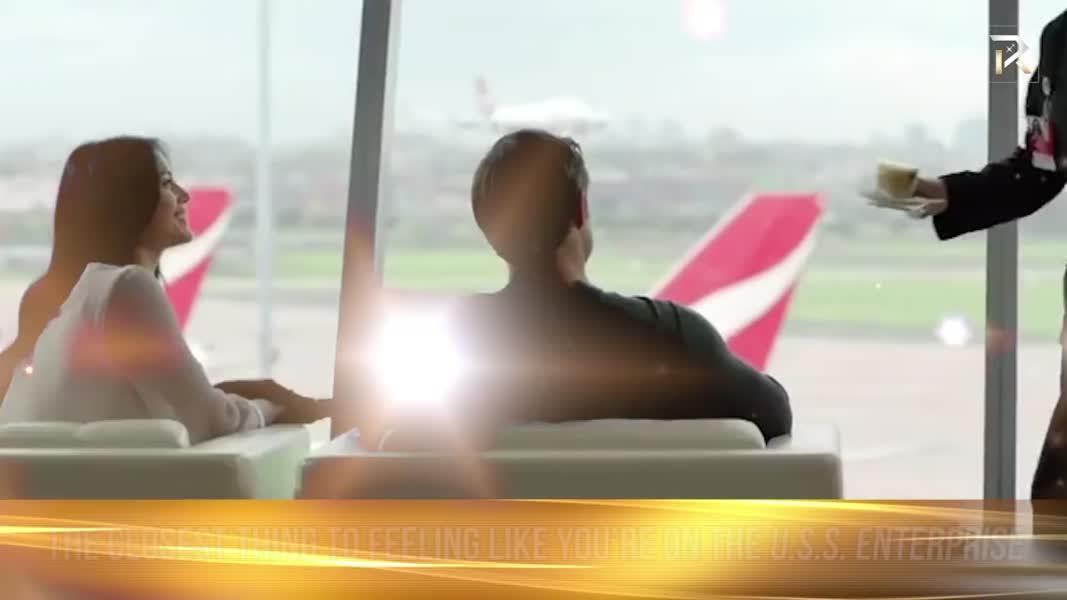 لوکس ترین خطوط هواپیمایی فرست کلاس در دنیا
