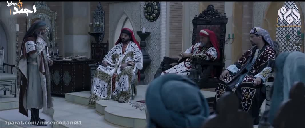 سریال ( امام احمد بن حنبل )قسمت بیست ودوم