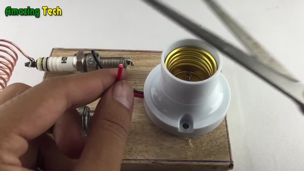 ساخت ژنراتور تولید برق رایگان با سیم مس