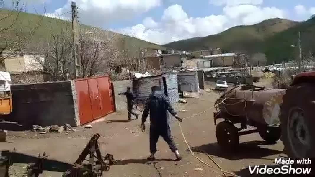 اخبار جوانرود-شروع ضد عفونی روستای کانی گل توسط کمپین بله بو ژیان جوانرود
