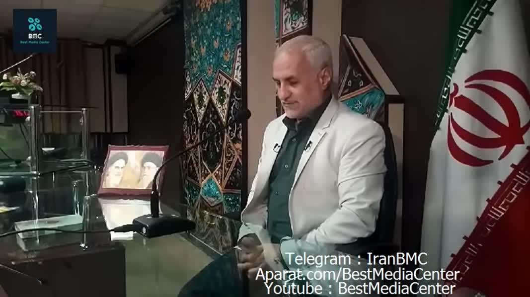 سخنرانی حسن عباسی مذاکرات مجدد به بهانهی کرونا