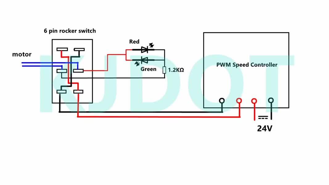 نحوه ساخت کنترلر سرعت موتور دریل
