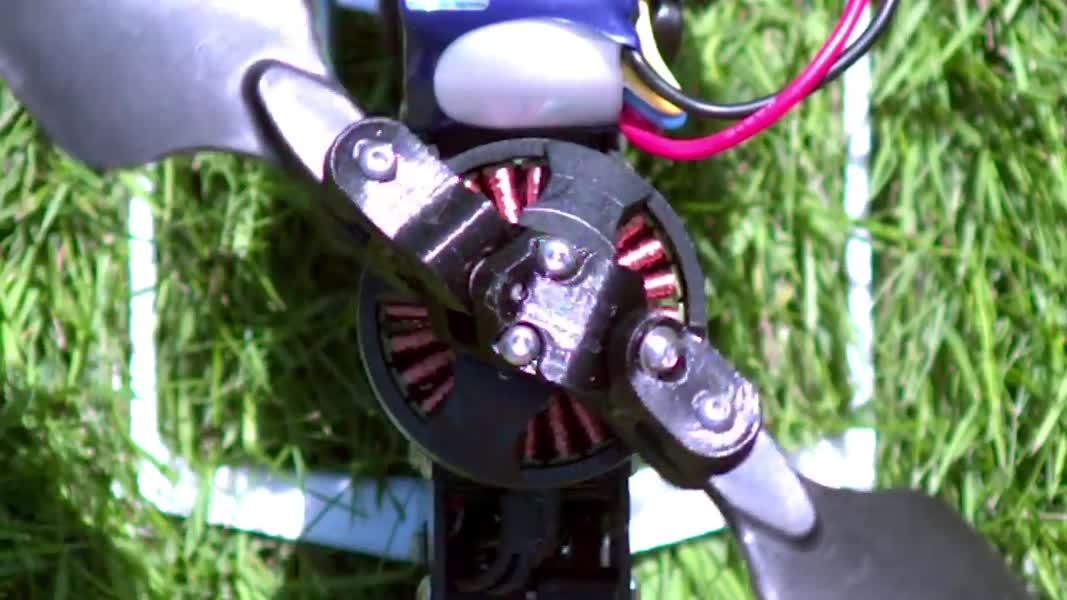 ساخت پهپاد هلیکوپتر ترکیبی