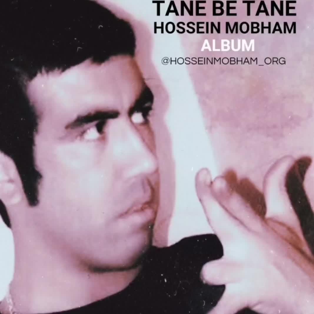 آلبوم حسین مبهم_ تنه به تنه